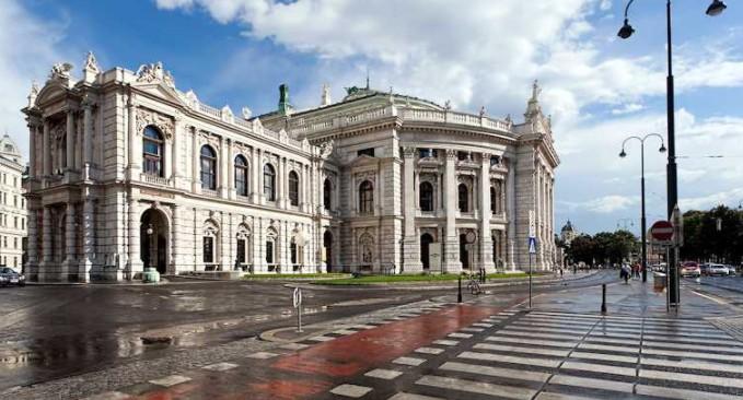 Бургтеатр Вена