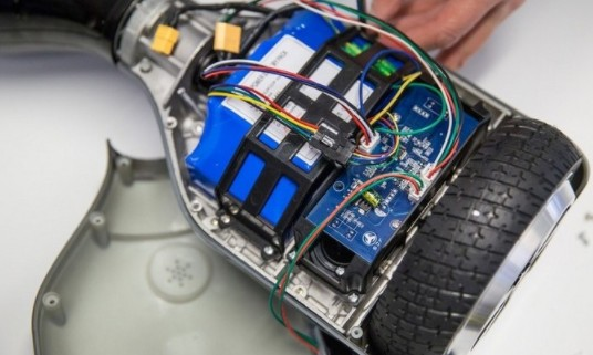 Аккумуляторная батарея гироскутера