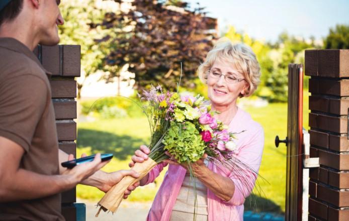 доставка цветов по миру