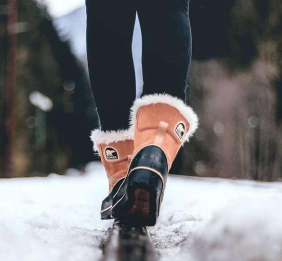 Подошва зимних сапог