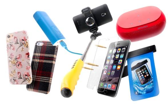 Телефонные аксессуары, как купить
